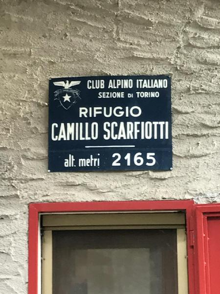 Stella Alpina Refugio
